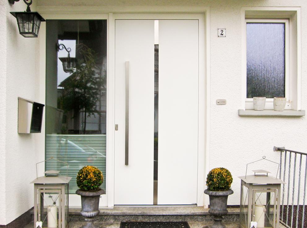 Neue Haustüre Olpe Altenkleusheim