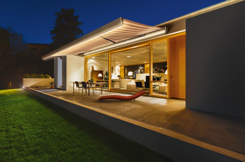 Terrasse als Wohnfühlzimmer