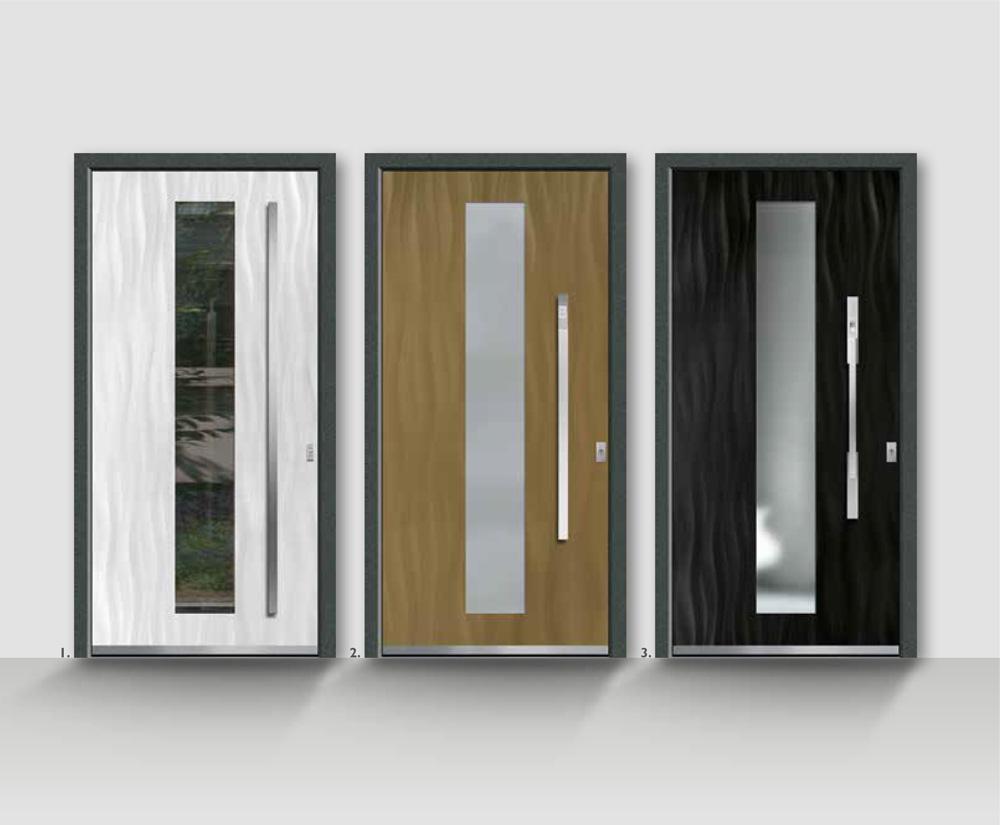 Haustüren – Kollektion Motion-Line