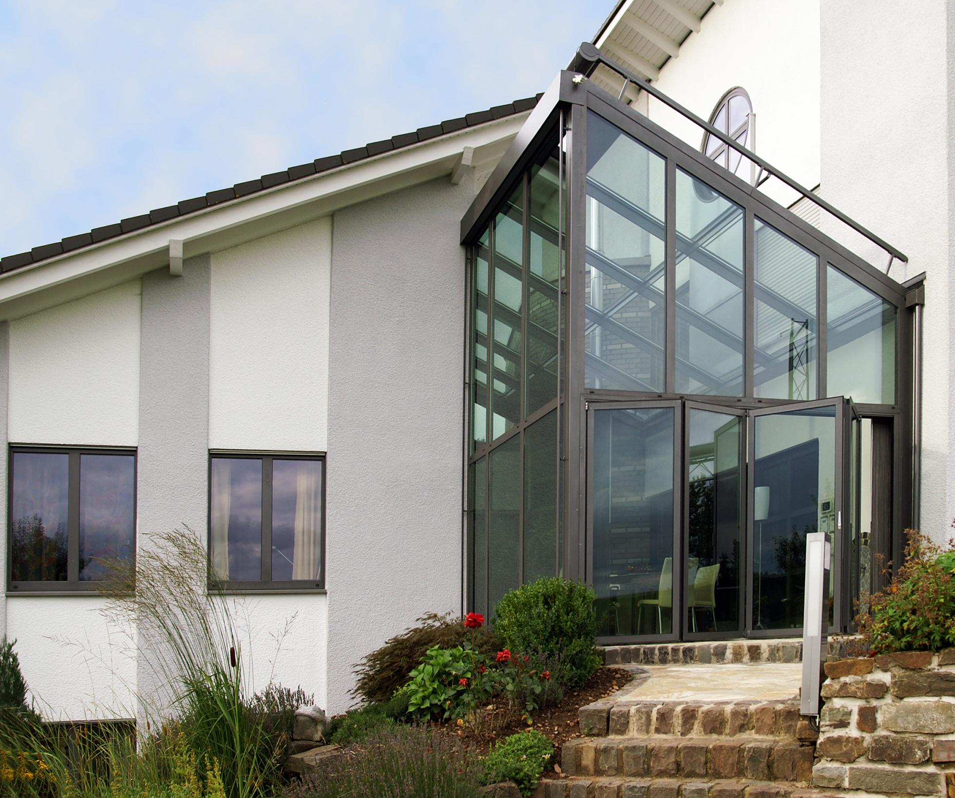 Fenster - Metallbau Hunold